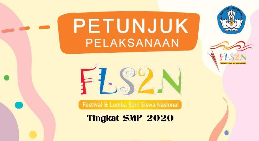 Juklak FLS2N SMP 2020
