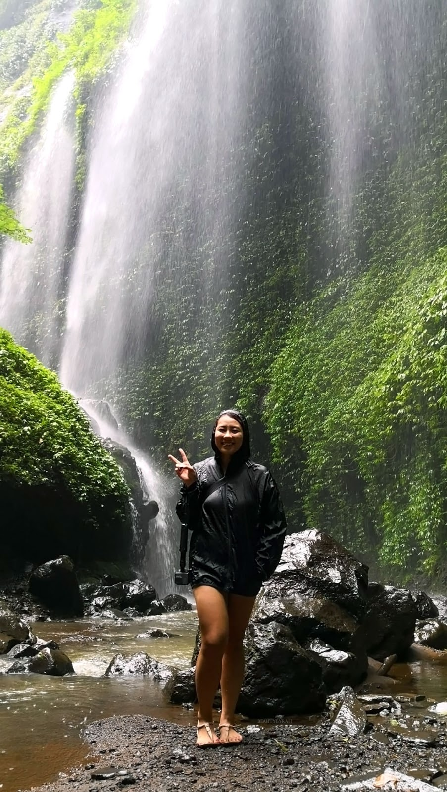 Madakaripura waterfall and Surabaya Travel Guide