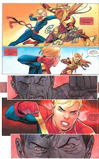 """Comic: Review de """"La Vida de la Capitana Marvel"""" de Margaret Stohl - Panini Comics"""