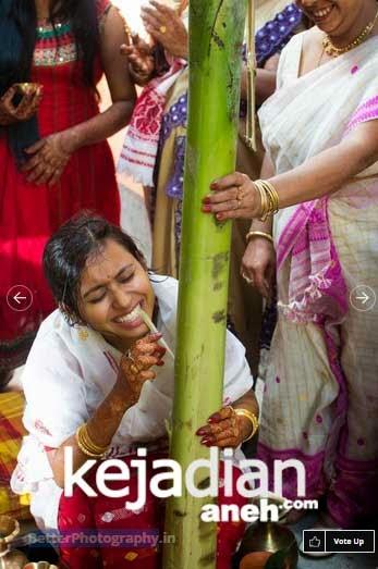 Menikah Dengan Pohon Pisang Tradisi Pernikahan Aneh Tapi Nyata Di Dunia