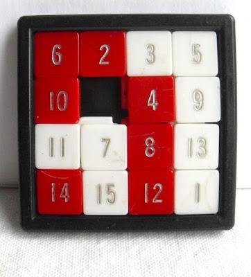 quebra cabeça de números