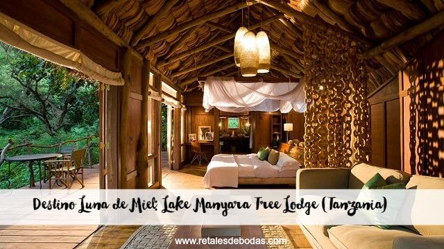 LUNA DE MIEL perfecta : Lake Manyara Tree Lodge (Tanzania)