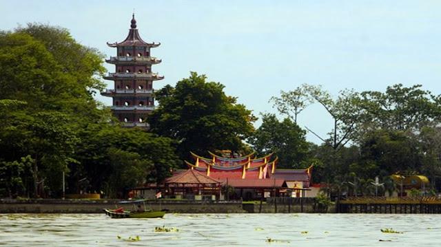 5 Destinasi wisata di palembang pulau kemaro astianagt