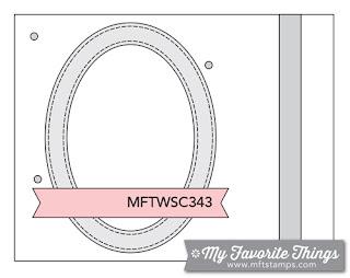 Sketch Challenge 343 #mftstamps