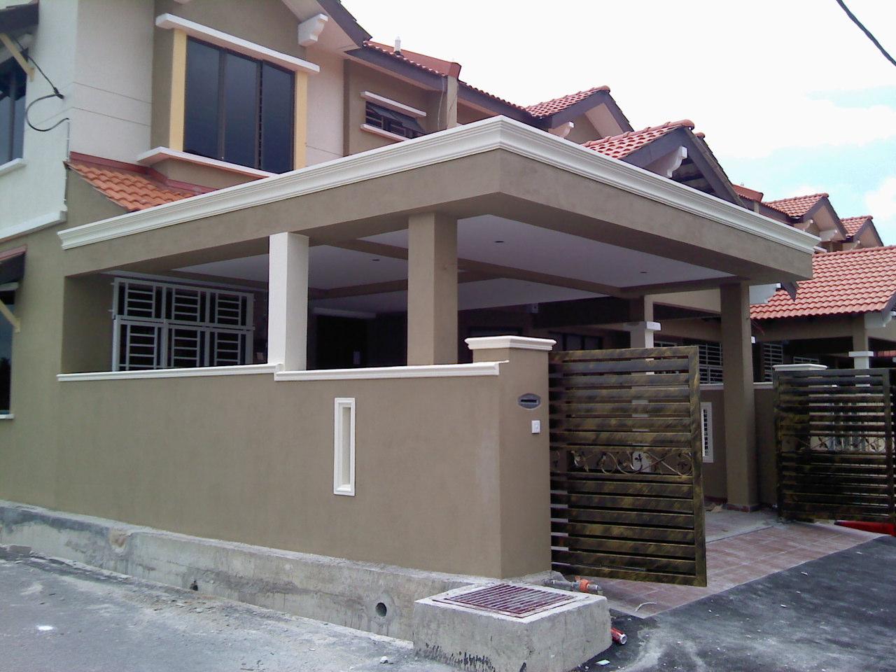 .: Kitchen & Car Porch Extension