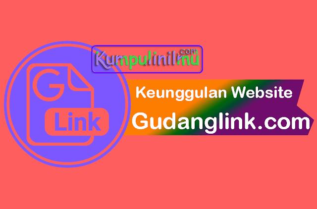 Keunggulan website gudang link