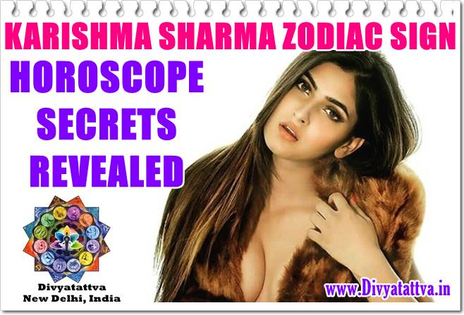 Karishma sharma natala charts, birth time, kundali horoscope, birth details, hot sexy karishma sharma wallpaper pictures