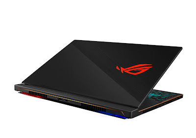 ASUS Republic of Gamers apresenta o Zephyrus S (GX531)