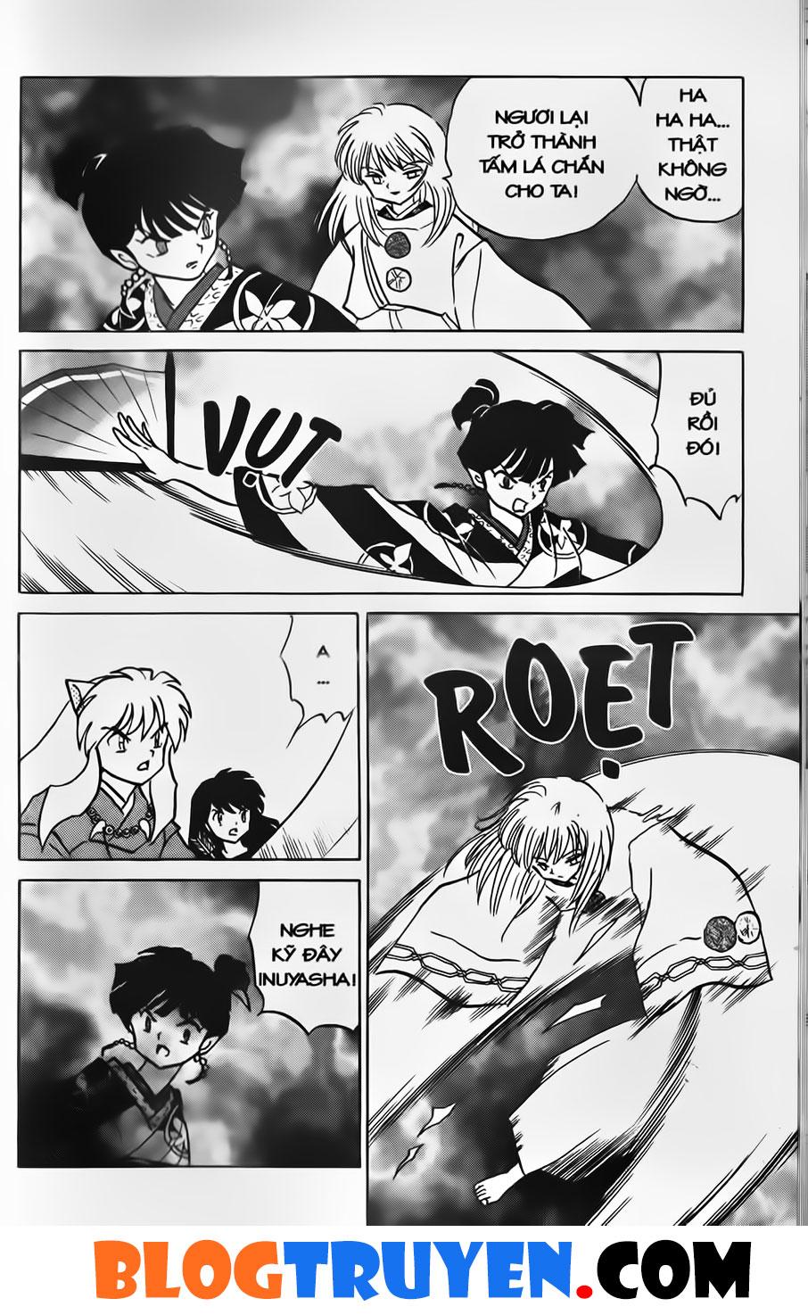 Inuyasha vol 38.1 trang 16