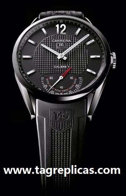 054424ce265 Tag Heuer Grand Carrera Automatic Calibre 6 RS Mens Wristwatch Model  WV3010.FT6010