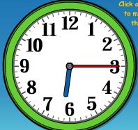 çeyrek saatler ingilizce nasıl söylenir
