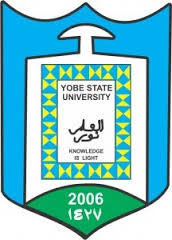 Yobe State University 1st Direct Entry Admission List – 2016/2017