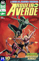DC Renascimento: Arqueiro Verde #38