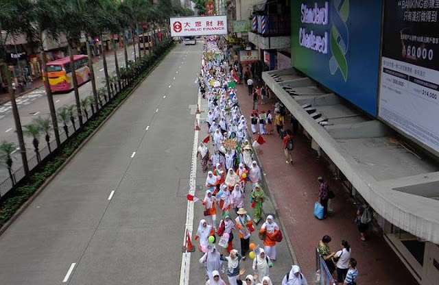 GWO: Organisasi TKI Taiwan Harus Lakukan Hal Positif Bukan Bikin Keonaran dan Hal Negatif