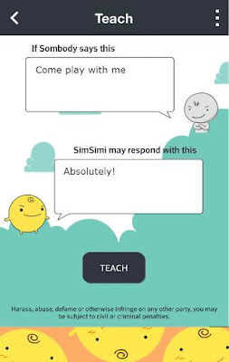 SimSimi 6.7.0.6 APK for Android terbaru 2016