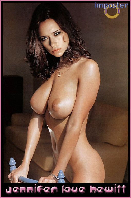 Nude pictures of jennifer love hewitt
