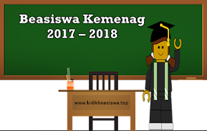 Bidik Beasiswa Kemenag 2017 – 2018