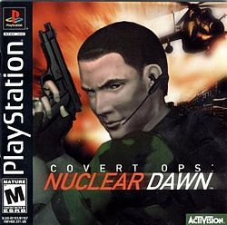 Covert Ops - Nuclear Dawn - PS1 - ISOs Download