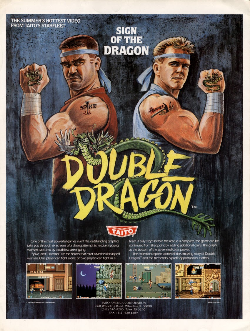 ... do Double Dragon