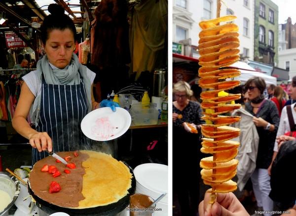 Mercado de Portobello Road, Londres