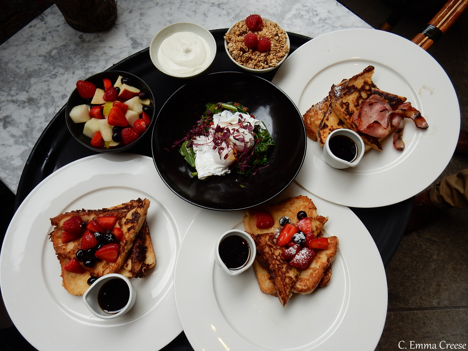 Dalloway Terrace 10 of the best luxury London brunches Adventures of a London Kiw