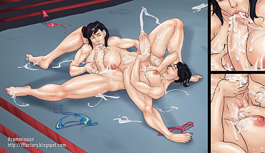 Latina threesome free porn