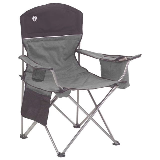 Amazon: Coleman Oversized Chairs w/ Cooler only $16 (reg $31)!