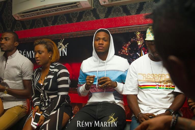 12 Photos from At The Club With Remy Martin party