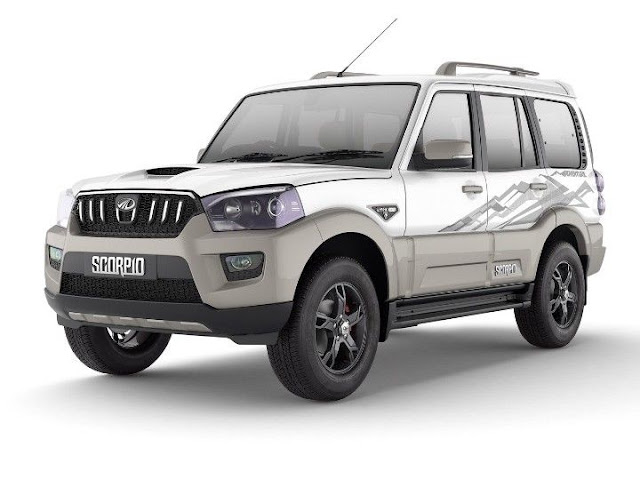 New Limited Edition Mahindra Scorpio Adventure Launched in India
