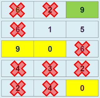 jawaban teka teki angka 5