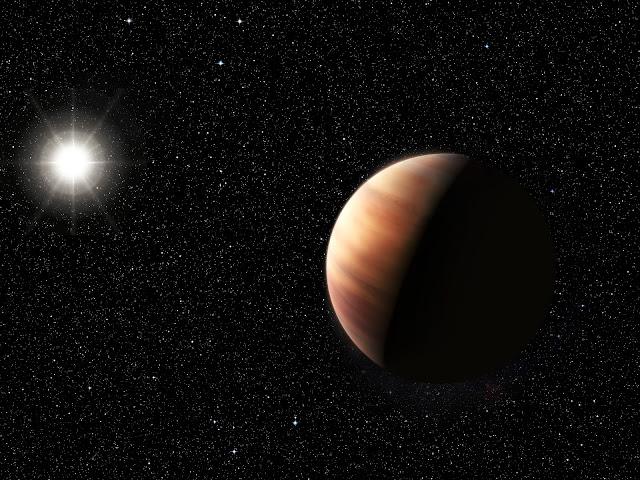 Exoplanet HIP 11915 b