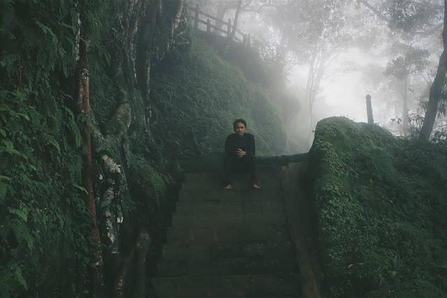 Gunung Gambar Salah Keindahan Hutan Gunungkidul