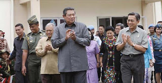 kekecewaan di sana-sini terhadap SBY
