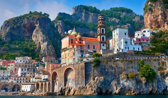 O que fazer em Amalfi