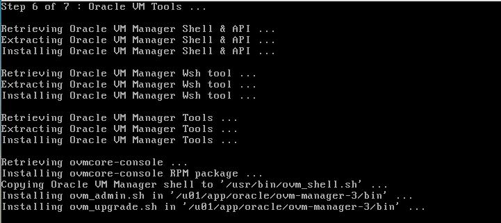Run like Hell: Oracle VM Server x86: Installing Oracle VM