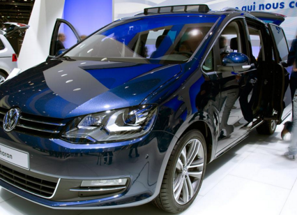 volkswagen sharan 2019 release date price specs usa cars news. Black Bedroom Furniture Sets. Home Design Ideas