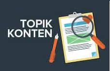 Bagaimana Memilih Topik yang Menarik Untuk Blog Anda?