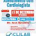 Consulta com cardiologista Dr. José Antônio na Clilab dia 15 de dezembro em Ruy Barbosa