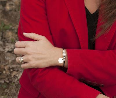 Personaliza tu pulsera de plata