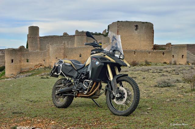 BMW F800 GS Adventure. Trail Forever por el Planeta Rojo.
