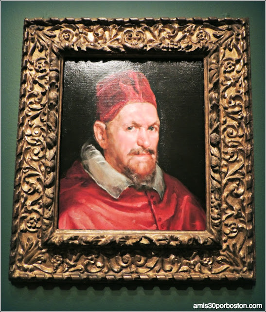 Houghton Hall. Portrait of an English Country House en el Legion of Honor: Pope Innocent X de Diego Velázquez