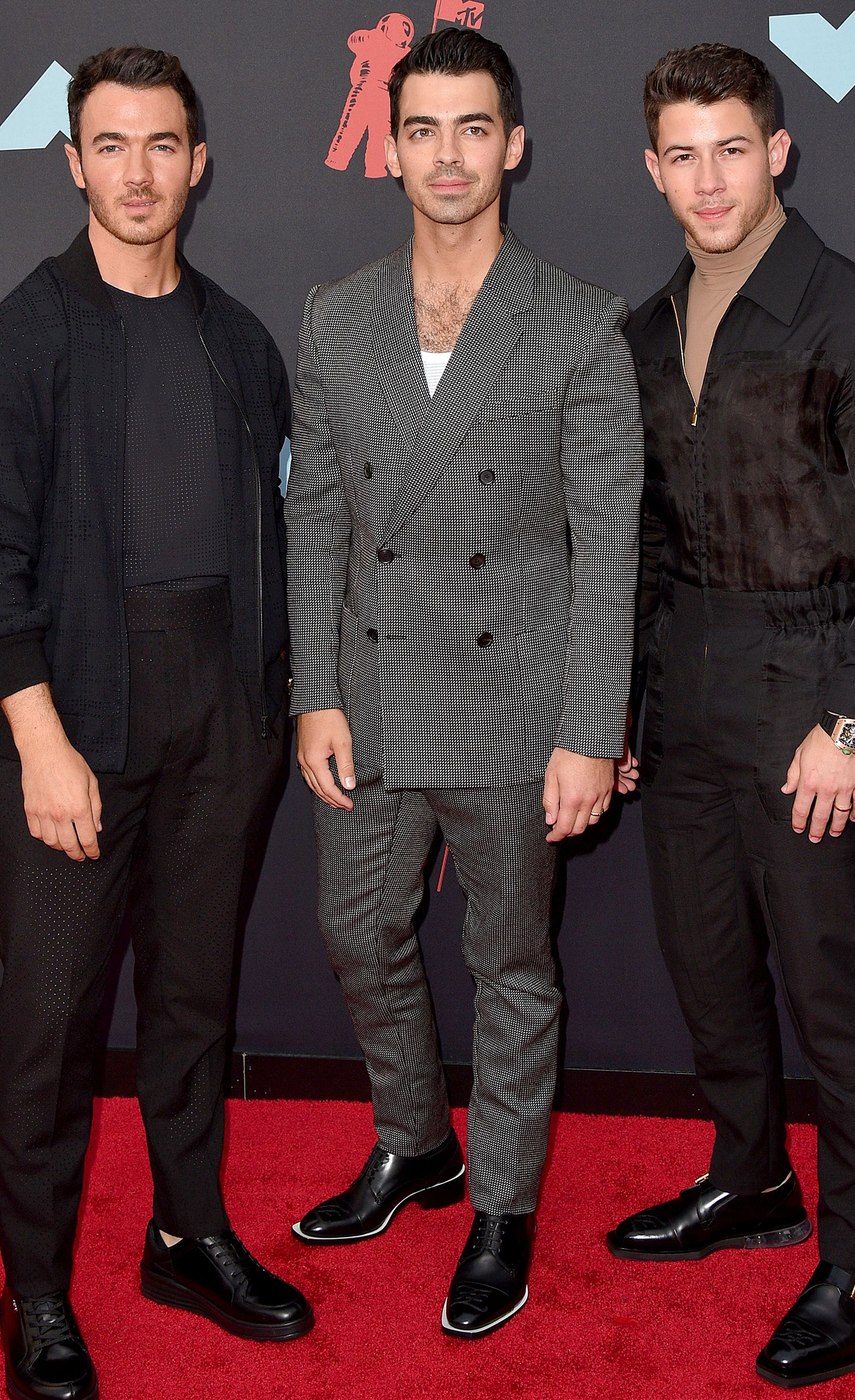 THE JONAS BROTHERS 2019 VMA'S
