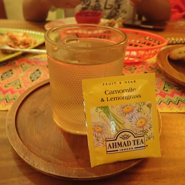 cammomile tea