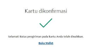 Cara verifikasi paypal terbaru dengan Bank Permata 18
