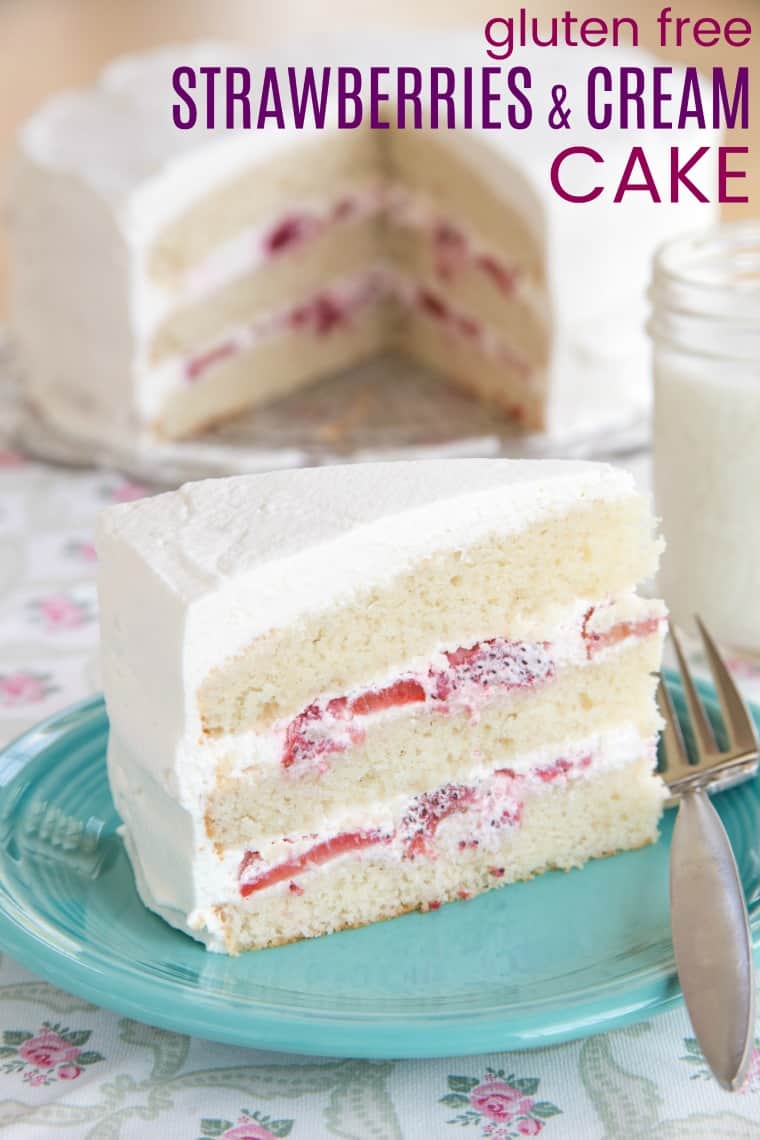 GLUTEN FREE STRAWBERRIES AND CREAM CAKE #glutenfree #strawberry #creamcake #cake #cakerecipes #dessert #dessertrecipes Desserts, Healthy Food, Easy Recipes, Dinner, Lauch, Delicious, Easy, Holidays Recipe, Special Diet, World Cuisine, Cake, Grill, Appetizers, Healthy Recipes, Drinks, Cooking Method, Italian Recipes, Meat, Vegan Recipes, Cookies, Pasta Recipes, Fruit, Salad, Soup Appetizers, Non Alcoholic Drinks, Meal Planning, Vegetables, Soup, Pastry, Chocolate, Dairy, Alcoholic Drinks, Bulgur Salad, Baking, Snacks, Beef Recipes, Meat Appetizers, Mexican Recipes, Bread, Asian Recipes, Seafood Appetizers, Muffins, Breakfast And Brunch, Condiments, Cupcakes, Cheese, Chicken Recipes, Pie, Coffee, No Bake Desserts, Healthy Snacks, Seafood, Grain, Lunches Dinners, Mexican, Quick Bread, Liquor