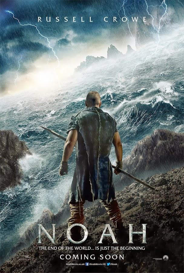 ตัวอย่างหนังใหม่ : Noah (โนอาห์ มหาวิบัติวันล้างโลก) ซับไทย poster