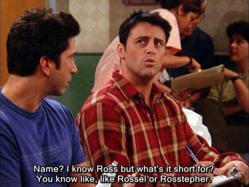 45 Memorable And Funny Friends Tv Show Quotes Mixture