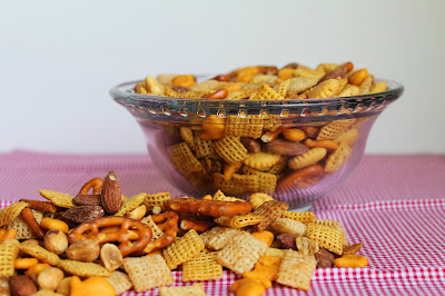 Original Chex Mix - with a kick!
