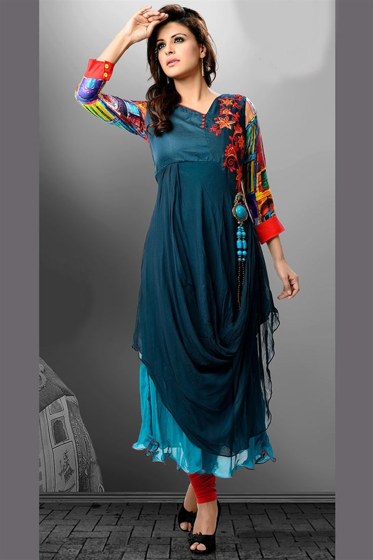 New Style Kurti Designer And Color Kurti New Style Fashion