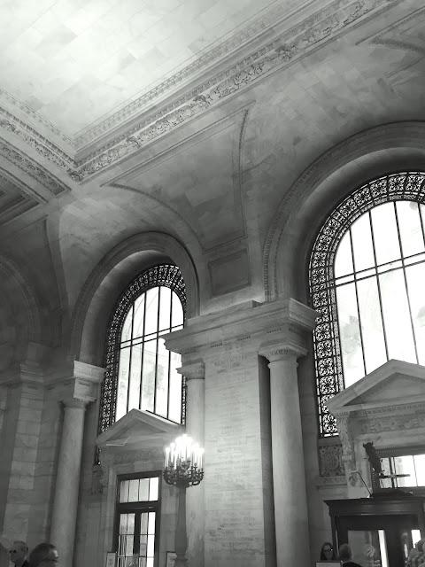 New York Public Library Bryant Park